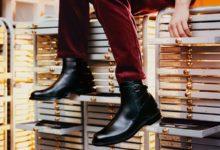 giày boot nam chính hãng, 12 thương hiệu giày boot nam chính hãng nổi tiếng nhất trên thế giới
