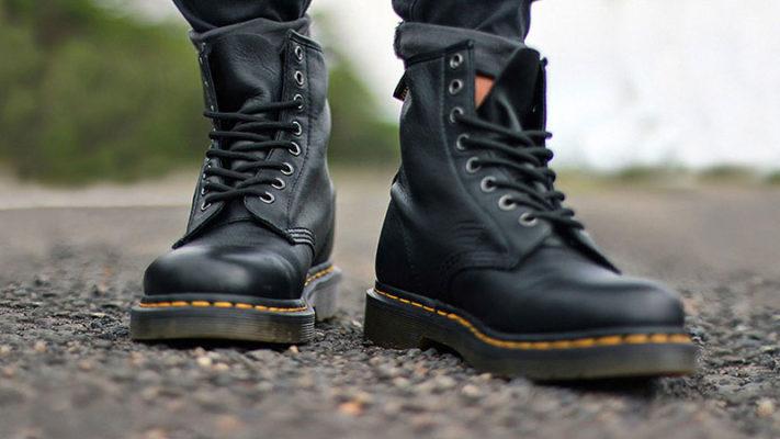 giày boot nam chính hãng