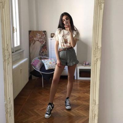 giày converse cổ cao nữ