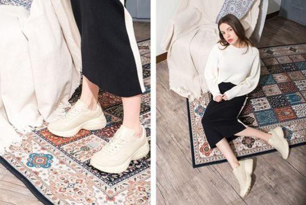 giày đế cao nữ