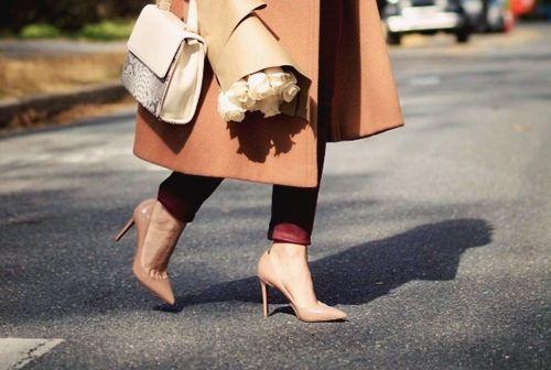 giày gót nhọn, Nên và không nên kết hợp những trang phục nào với giày gót nhọn