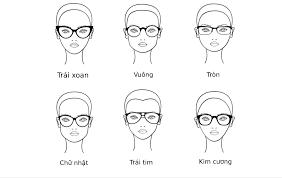 mặt nhỏ đeo kính nào hợp