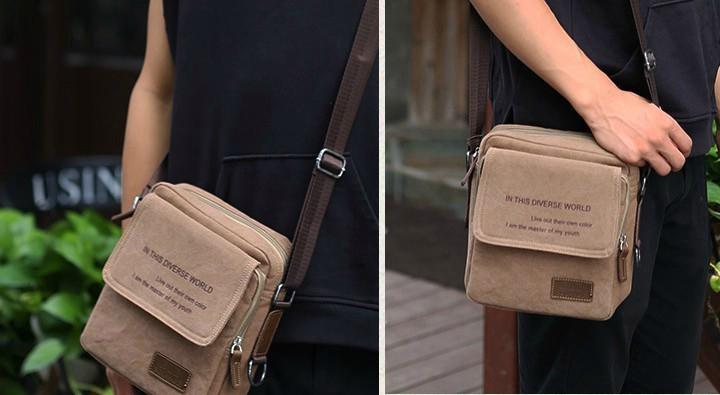 mua túi đeo chéo nam, Tổng hợp 9 địa chỉ uy tín để mua túi đeo chéo nam tại TP. Hồ Chí Minh