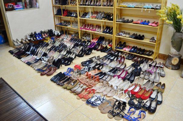 sỉ giày dép