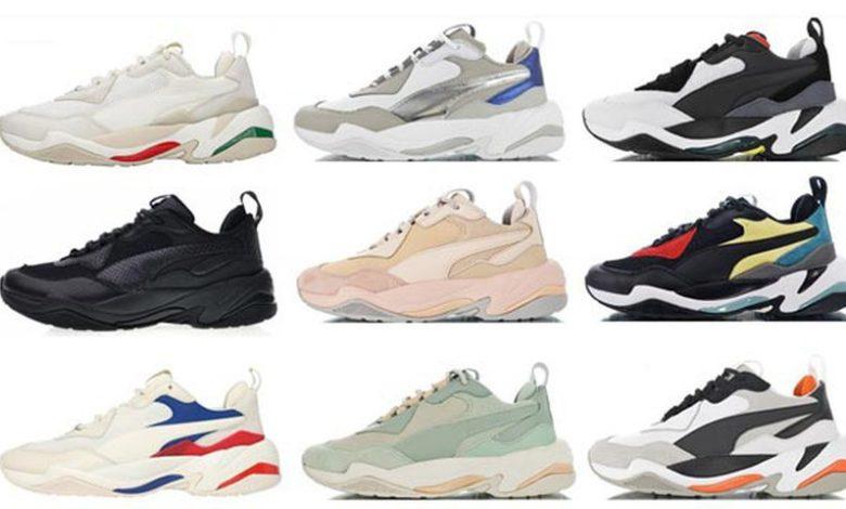 size giày puma, 6 form dáng và size giày PUMA nào được giới trẻ ưa chuộng nhất 2021 ?