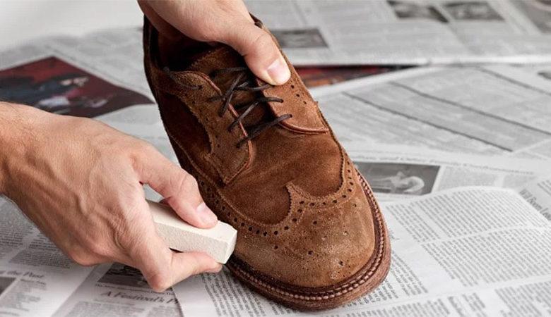 vệ sinh giày da lộn, Bạn đã biết 4 cách vệ sinh giày da lộn siêu sạch này hay chưa?