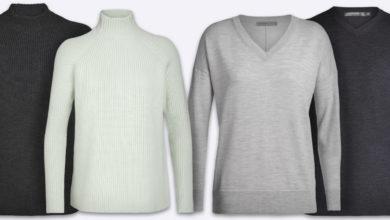 áo len merino, 12 chiếc áo len len Merino tốt nhất cho nam và nữ