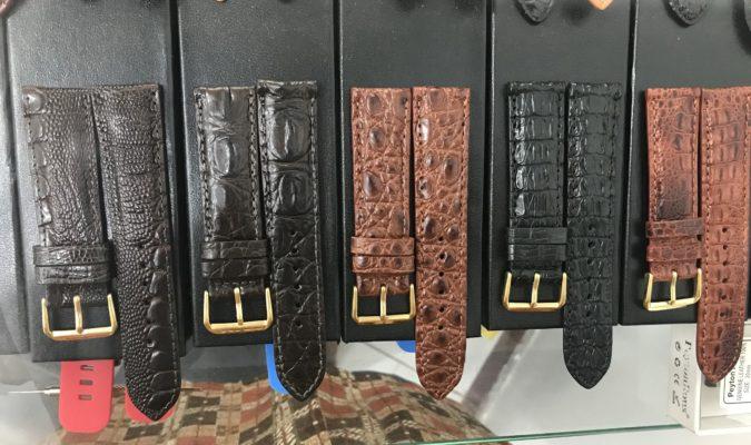 dây đồng hồ da cá sấu xịn, Mách bạn bí quyết cực chuẩn để mua dây đồng hồ da cá sấu xịn