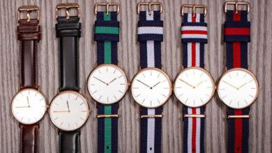đồng hồ dw dây vải, TOP 5 mẫu đồng hồ DW dây vải bán chạy nhất trên thị trường
