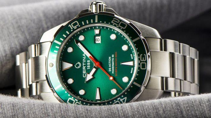 đồng hồ thụy sĩ giá rẻ, 9 thương hiệu đồng hồ Thụy Sĩ giá rẻ nhưng chất lượng cực tốt