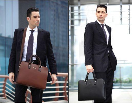 cặp da nam cao cấp hàng hiệu, Gợi ý 5 shop cặp da nam cao cấp hàng hiệu đáng mua nhất tại Hà Nội