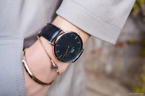 đồng hồ dây da nam đẹp, Điểm qua các mẫu đồng hồ dây da nam đẹp từ 4 thương hiệu nổi tiếng